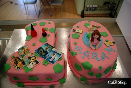 Birthday Cake For 10 Year Girl Image Inspiration of Cake and