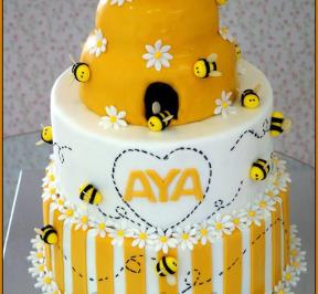 Bees Cake