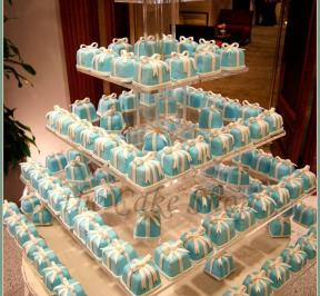 Wedding Tiffany Box