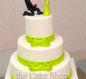 Wedding Cake 3 Tier