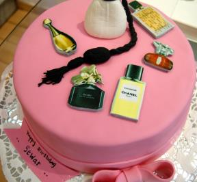 the Cake of Perfumes