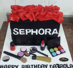 Sephora Bag Cake