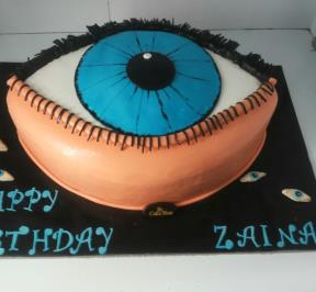 Beautiful Eye Cake