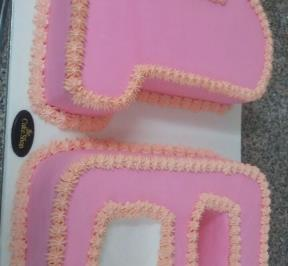 Number (16) Cake 2