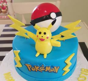 Pokemon Cake ( 1 )