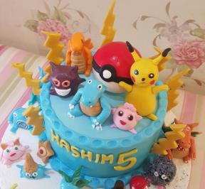 Pokemon Cake ( 2 )
