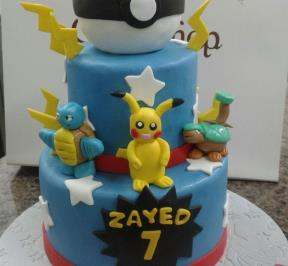 Pokemon Cake ( 8 )