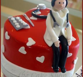 Doctor Cake ( 3 )