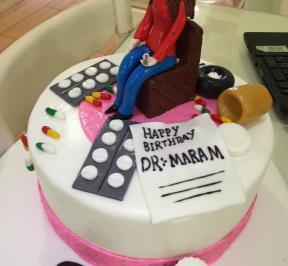 Doctor Cake ( 8 )