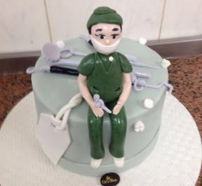 Doctor Cake ( 22 )