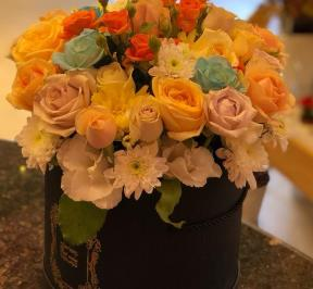 Flower Bouquet ( 4 )
