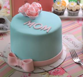 Mother`s Elegant Cake (3)