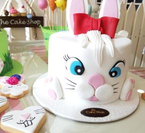 Easter Bunny Cake ( 1 )